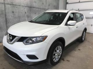 Used 2014 Nissan Rogue S TOUT EQUIPÉ CAMERA DE RECUL , BLUETOOTH , for sale in St-Nicolas, QC