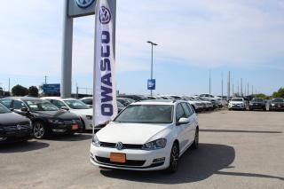 Used 2017 Volkswagen Golf Sportwagen 1.8 TSI Comfortline for sale in Whitby, ON