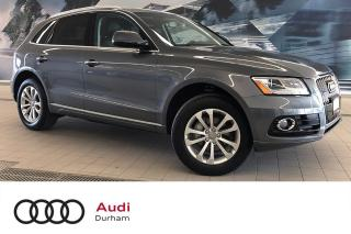 Used 2017 Audi Q5 2.0T Progressiv + Nav | Pano Roof | Rear Cam for sale in Whitby, ON