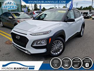 Used 2019 Hyundai KONA 2.0L PREFERRED, AWD Two-Tone, APPLE CARPLAY+ for sale in Blainville, QC