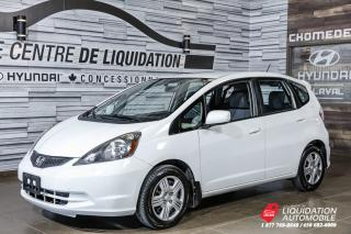 Used 2014 Honda Fit LX for sale in Laval, QC
