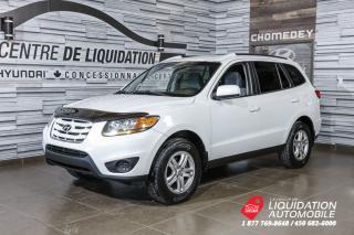 Used 2010 Hyundai Santa Fe GL for sale in Laval, QC