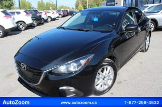 Used 2014 Mazda MAZDA3 GS **CAMERA** FINANCEMENT FACILE !! for sale in Laval, QC