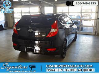 Used 2015 Hyundai Accent HB, CLEAN, 5 portes,manuelle L for sale in Rivière-Du-Loup, QC