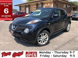 Used 2014 Nissan Juke SV | AWD | New Tires| Bluetooth | Auto for sale in St Catharines, ON