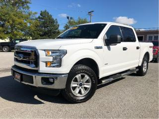 Used 2016 Ford F-150 XLT| 2.7L Eco 4WD | Crew| Bluetooth | for sale in St Catharines, ON