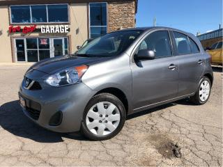 Used 2016 Nissan Micra SV | Auto | Bluetooth | A/C | LOW KMS! for sale in St Catharines, ON
