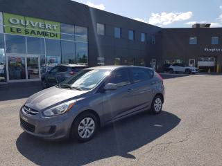 Used 2015 Hyundai Accent GL, a/c, bluetooth, groupe électrique for sale in Chambly, QC