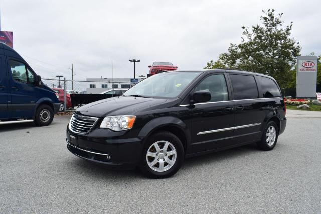 2012 Chrysler Town & Country Touring ED
