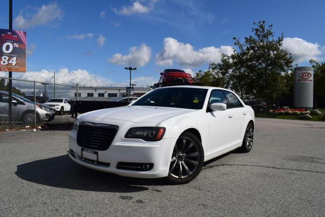 2014 Chrysler 300 S PL/PW/AUTO/AC/LEATHER/NAV