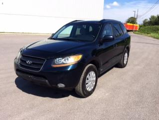 Used 2008 Hyundai Santa Fe Traction intégrale, 4 portes 3.3L, boîte for sale in Quebec, QC