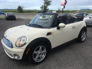 Used 2009 MINI Cooper Convertible for sale in Carignan, QC