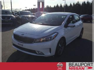 Used 2017 Kia Forte5 EX ***CUIR + TOIT OUVRANT*** for sale in Beauport, QC