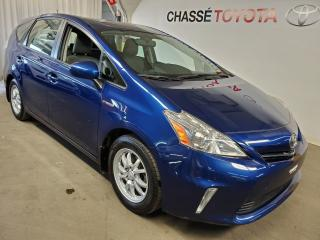 Used 2013 Toyota Prius V Groupe Luxe - Cuir & Navigation for sale in Montréal, QC