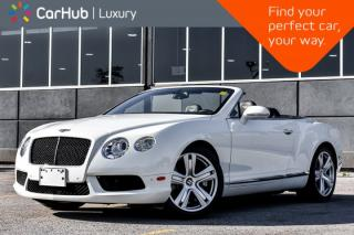 Used 2013 Bentley Continental GT V8 Navigation.SiriusXM.Keyless_Go.Bluetooth. for sale in Thornhill, ON