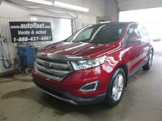 Used 2016 Ford Edge 2016 Ford Edge - 4dr SEL AWD for sale in St-Raymond, QC