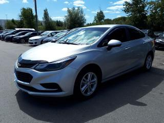 Used 2017 Chevrolet Cruze LT for sale in Pickering, ON