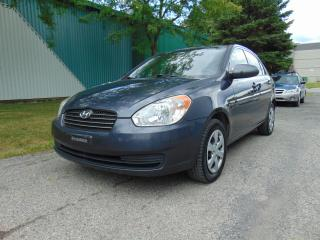 Used 2009 Hyundai Accent AUTOMATIQUE for sale in St-Eustache, QC
