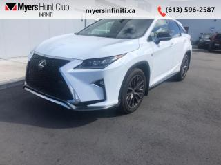 Used 2016 Lexus RX 350 Base  - Sunroof -  Leather Seats for sale in Ottawa, ON