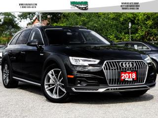 Used 2018 Audi A4 Allroad 2.0T Technik w/ Advance Driver Assist for sale in North York, ON