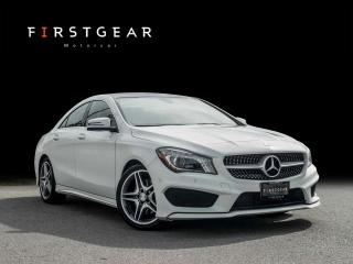Used 2016 Mercedes-Benz CLA-Class CLA 250 I NAVIGATION I BACKUP for sale in Toronto, ON