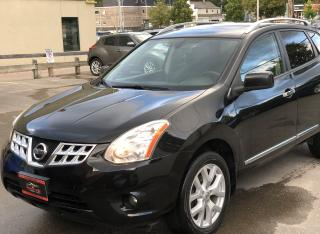 Used 2013 Nissan Rogue S for sale in Midland, ON