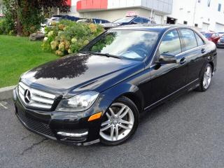 Used 2013 Mercedes-Benz C-Class 300 4MATIC * CUIR * TOIT *MAGS * for sale in Ste-Julie, QC