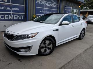Used 2011 Kia Optima Hybride + caméra for sale in Boisbriand, QC