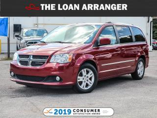 Used 2015 Dodge Grand Caravan for sale in Barrie, ON
