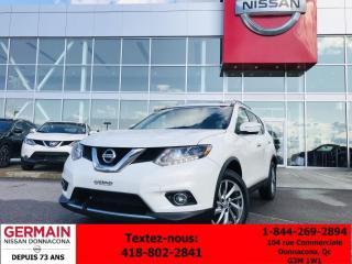 Used 2014 Nissan Rogue SL *** TAUX À PARTIR DE 0.99%*** for sale in Donnacona, QC