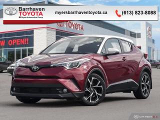 Used 2018 Toyota C-HR XLE Premium Package  - $149 B/W for sale in Ottawa, ON