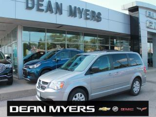 Used 2017 Dodge Grand Caravan SXT for sale in North York, ON