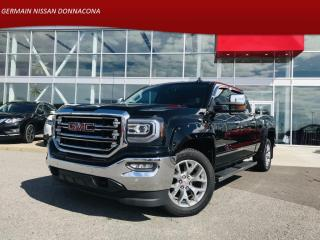 Used 2017 GMC Sierra 1500 SLT - BUSHWAKER - CUIR - GPS - 6.2L for sale in Donnacona, QC