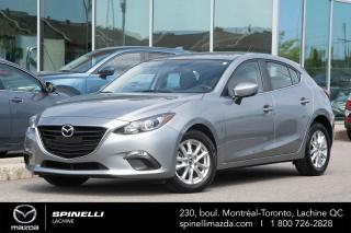 Used 2016 Mazda MAZDA3 GS MAZDA 3 GS SPORT 2016 UN PROPRIÉTAIRE for sale in Lachine, QC