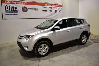 Used 2015 Toyota RAV4 LE for sale in Sherbrooke, QC