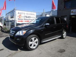 Used 2009 Mercedes-Benz ML-Class 4MATIC 3.0L BlueTEC Cuir, Mags, Toit for sale in Montréal, QC