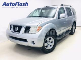 Used 2005 Nissan Pathfinder SE 4.0L *Extra-Clean *Deal! for sale in St-Hubert, QC