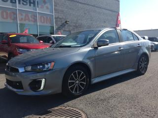 Used 2016 Mitsubishi Lancer SE LIMITED | CAM RECUL | BLUETOOTH | CRUISE | MAGS for sale in St-Hubert, QC