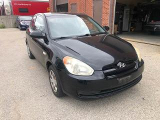 Used 2007 Hyundai Accent GS for sale in North York, ON