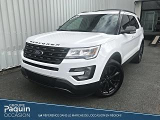 Used 2017 Ford Explorer XLT GARANTIE FIN 2022 for sale in Rouyn-Noranda, QC