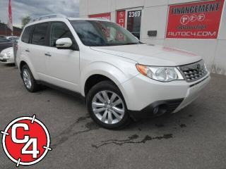 Used 2012 Subaru Forester 2.5X Touring AWD TOIT PANO MAG A/C GR-ÉLECT for sale in St-Jérôme, QC