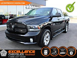 Used 2017 RAM 1500 SPORT *CAMERA* for sale in Vaudreuil-Dorion, QC