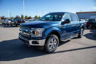 Used 2019 Ford F-150 Navigation, SiriusXM, 302 Luxury Equipment Group, XLT Chrome Appearance Package, Blind Spot Informat for sale in Okotoks, AB