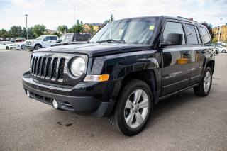 Used 2015 Jeep Patriot Sport/North Automatic transmission, 2.4L engine, Power Equipment, A/C, remote starter, cruise control and more. for sale in Okotoks, AB
