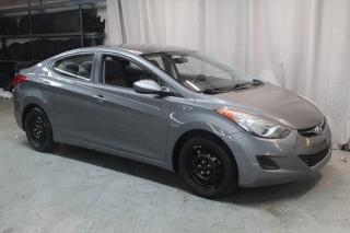 Used 2011 Hyundai Elantra GL (SIEGES CHAUFFANTS,BLUETOOTH,CRUISE) for sale in St-Constant, QC