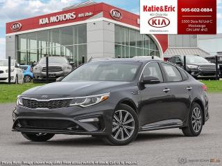 Used 2020 Kia Optima EX+ for sale in Mississauga, ON