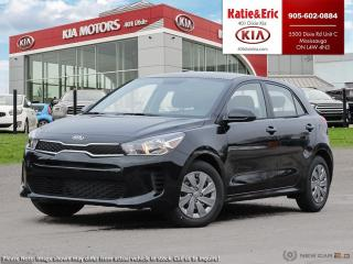 Used 2020 Kia Rio LX+ for sale in Mississauga, ON