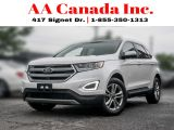 2017 Ford Edge SEL |LEATHER|PANOROOF|NAVI|
