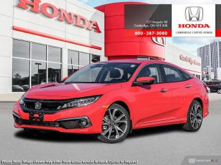 Used 2019 Honda Civic Touring TOURING for sale in Cambridge, ON