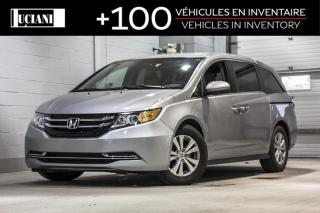 Used 2016 Honda Odyssey 2016 Honda Odyssey - 4dr Wgn EX for sale in Montréal, QC
